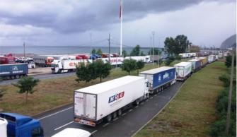 Rusya Taşımalarında Sorun Yaşanmaya Başladı