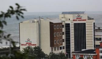 Arhavi Devlet Hastanesi İnşaatında Sona Gelindi
