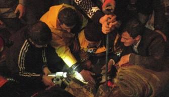 Borçka İlçesinde Heyelanda Kaybolan Çocuk Öldü