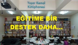 Borçka Aralık Köyü'nde Kütüphane Açılışı Gerçekleştirildi