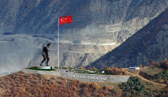 Karanlıkta Kalan Dünyanın En Büyük Atatürk Heykeli İçin Önerge Verildi