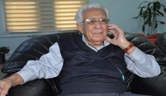 86 Yaşındaki Ünlü Profesöre Asker Kaçağı Soruşturması