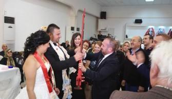 Off- Roadcı Damat'a Düğünde Kriko