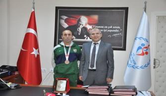 Maraton Sporcusu Talat Alkan'ın Ziyaretleri Devam Ediyor