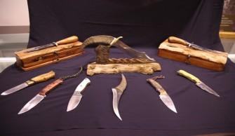 Keçiboynuzundan Yapılan Bıçaklara Yoğun İlgi