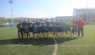 Artvin Özel İdare Spor U15 Takımı, Pazar 'da Galip Geldi