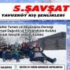 Yavuzköy Kış Şenlikleri'ne Sayılı Günler Kaldı