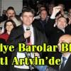 Türkiye Barolar Birliği Heyeti Artvin'de