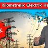 Artvin Elektrik Şirketinden Açıklama: 2 Kilometrelik Hattı Çaldılar