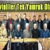 Bursa'da Artvin Tek Yumruk Olmalı!