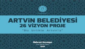 2016 Yılının Vizyon Projeleri