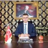 İlçemiz Kaymakamı Mesut Gazi AMBARCI 24 Kasım Öğretmenler Günü Nedeniyle Bir Mesaj Yayınladı