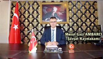 İlçemiz Kaymakamı Mesut Gazi Ambarcı, CHP Genel Başkanı Kemal Kılıçdaroğlu'nun Konvoyuna Yapılan Saldırı İle İlgili Bir Mesaj Yayınladı.