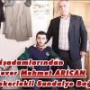 Yardımsever iş Adamı Akülü Tekerlekli Sandalye Bağışladı