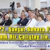 27.Şavşat Sahara Festivali Muhteşem Bir Çalıştayı İle Başladı
