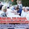 İlçemize Bağlı Bin 700 Rakımlı Papart Yaylası'nda Şenlik Gerçekleştirildi