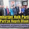 Cumhuriyet Halk Partisi'nden İyi Parti'ye Hayırlı Olsun Ziyareti