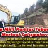 Şavşat'ta Milli Parklar Yaban Hayatı Eğitim Merkezi Çalışmaları Başladı