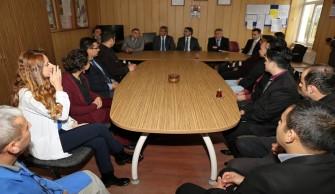 Arhavi Mesleki Ve Teknik Anadolu Lisesi'ne tablet dağıtıldı