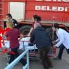 Borçka Devlet Hastanesi'nde Gerçeği Aratmayan Yangın ve Bina Tahliye Tatbikatı