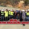 MÜJDE ARTVİN DOĞALGAZINA KAVUŞTU..!