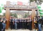 Sakin Şehir Şavşat'da Millet Parkı Açılışı Yapıldı