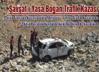 Şavşat'ı Yasa Boğan Trafik Kazası