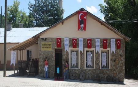 Köy Müzesine Her Geçen Yıl Yerli Ve Yabancı Turistler Yoğun İlgi Gösteriyor