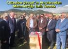 Cittaslow Şavşat'ın Arıcılarından Mehmetçiğe Ballı Destek