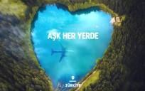 Şavşat Karagöl 14 Şubat Sevgililer Günü Turkish Airlines'in Görsel Mesajı Oldu!..
