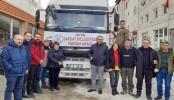 Şavşat Belediyesinden Elazığ'a Yardım Eli