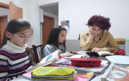 """Şavşat'ta """"Ailemle Okuyorum"""" Etkinliği"""