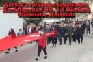 Şavşat'ın Düşman İşgalinden Kurtuluşunun 99. Yıl Dönümü Törenlerle Kutlandı