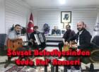 Yöresel Sanatçılar Şavşat Belediyesinden 'Evde Kal' Konserleri Verdi
