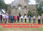Sakin Şehir Unvanlı Şavşat'ta Turizmin Gelişmesi İçin Çalışmalar Başlıyor