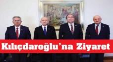 Kılıçdaroğlu'na Ziyaret