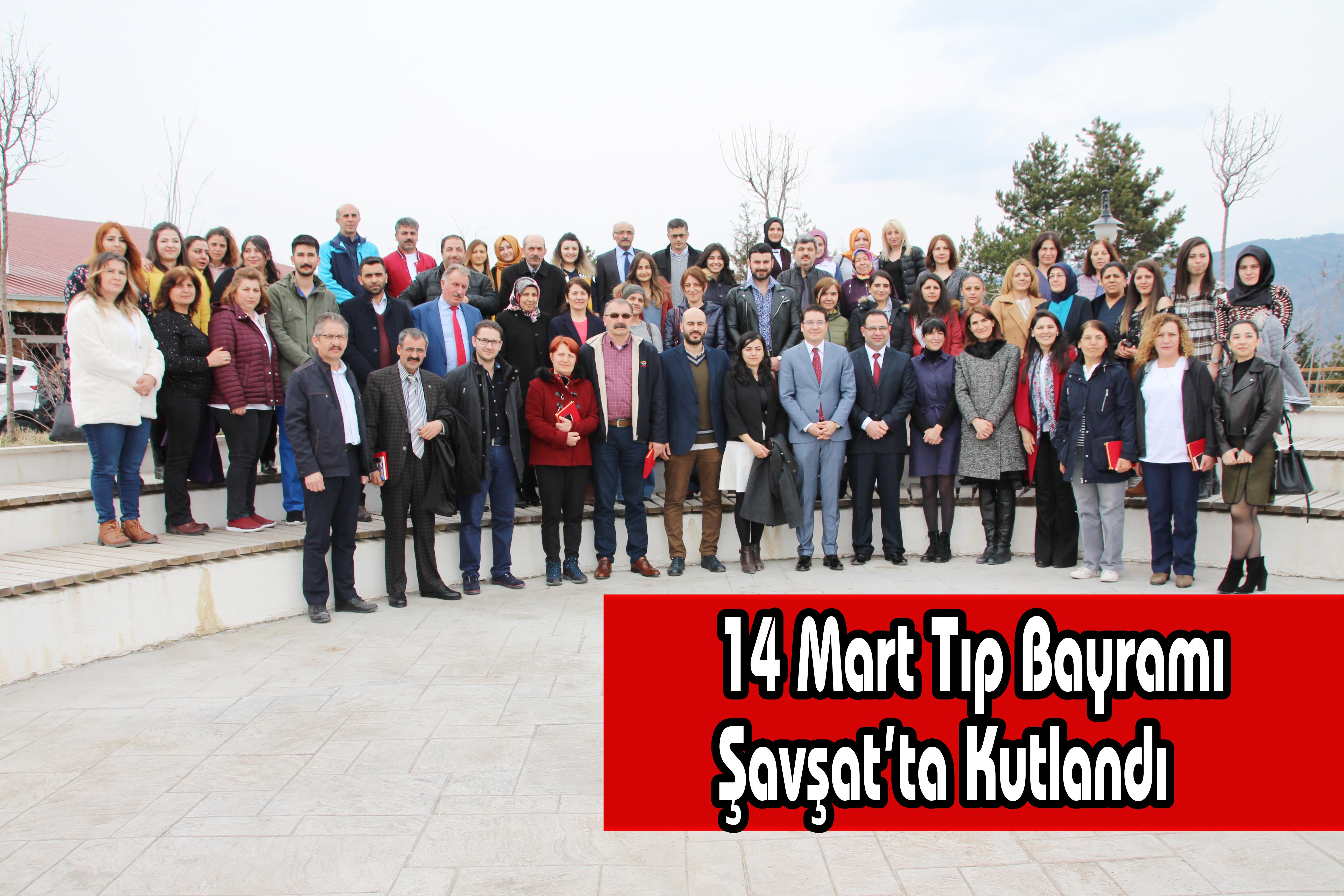 14 Mart Tıp Bayramı Şavşat'ta Kutlandı