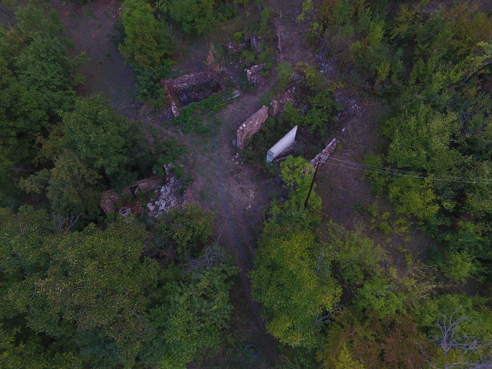 Dört Gündür Kayıp Olan Kişi Drone Ve İz Köpeği Yardımıyla Bulundu