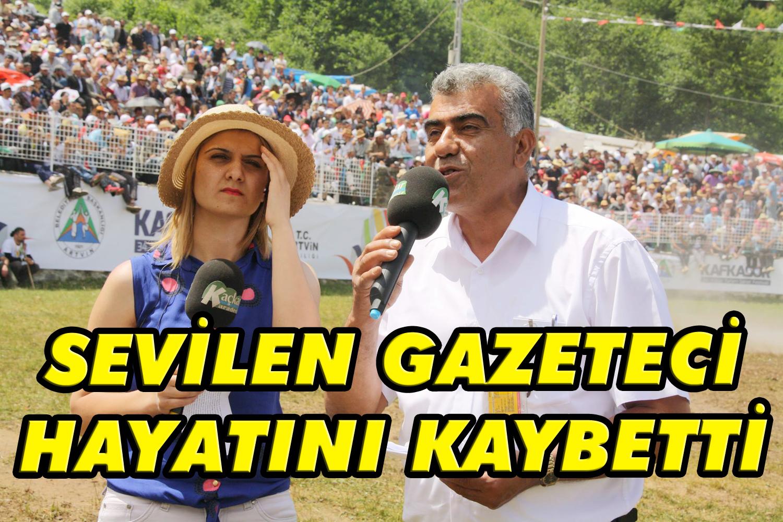 Başarılı ve Sevilen Gazeteci Cevdet Ağduman Hayatını Kaybetti